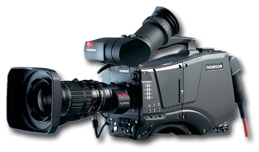 Grass valley thomson ldk200 television camera - Tv in camera ...